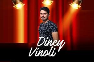 Skinão dos Amigos apresenta Diney Vinoli  – Cianorte PR