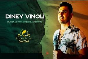 Pesque Pague do Cesar apresenta Diney Vinoli  – Cianorte PR