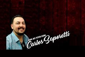 Nobre Burger apresenta  Carlos Saporetti – Cianorte PR